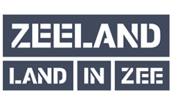 Logo zeeland Land in zee